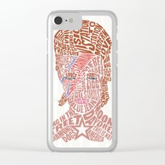 Nothing Has Changed Clear iPhone Case