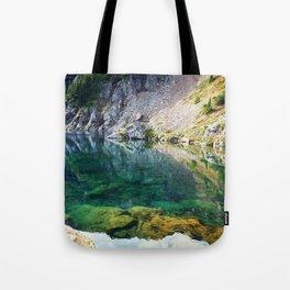 CRYSTAL CLEAR Tote Bag