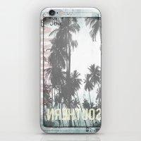 tropical iPhone & iPod Skins featuring tropical by ulas okuyucu