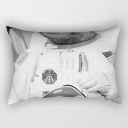 Sloth Astronaut Rectangular Pillow