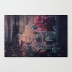 scottish film Canvas Print