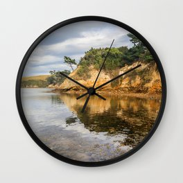 Natural Conservancy Wall Clock