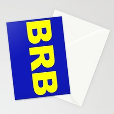 BRB Stationery Cards