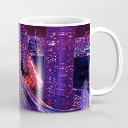 Magenta Tinted Metropole Coffee Mug