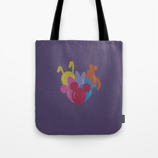 Disney Ballons Parade Tote Bag