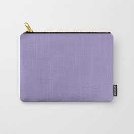Pastel Purple. Carry-All Pouch