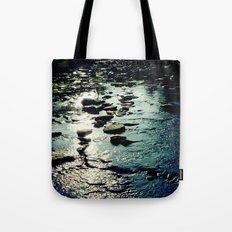 Ithaca Creek Tote Bag