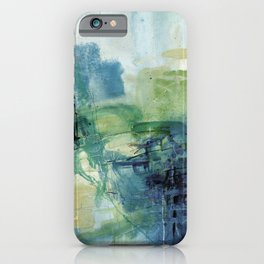 Tao Of Healing No.57E by Kathy Morton Stanion iPhone Case