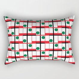 Afridentity I Rectangular Pillow