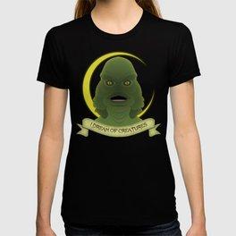 I Dream of Creatures T-shirt