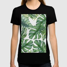 Monstera Leaves T-shirt