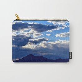 Blue Sky Dusk Carry-All Pouch
