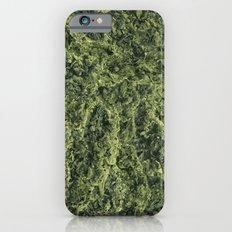 Plant Matter Pattern Slim Case iPhone 6s