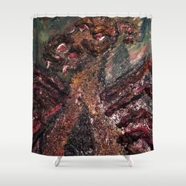 The Jersey Devil Shower Curtain