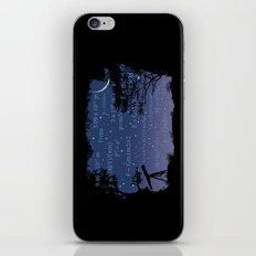 Formulas Matter iPhone & iPod Skin
