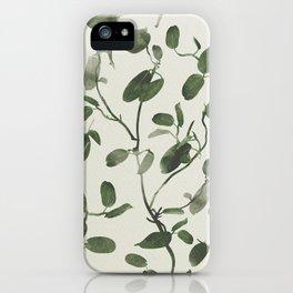Hoya Carnosa / Porcelainflower iPhone Case