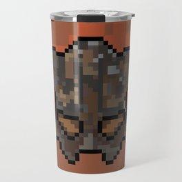 Skyrim Dragonborn Travel Mug