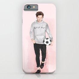 Louis British Rogue iPhone Case