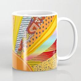 Sun Patterns Coffee Mug