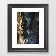 Brazen Framed Art Print