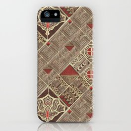 Granada (african version) iPhone Case