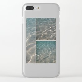 puzzle Clear iPhone Case