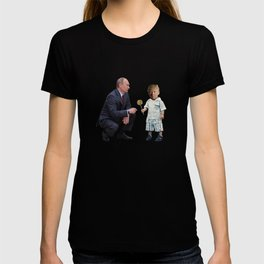 63258ed628 Vladimir Putin Taking Baby Trumps Lollipop design | graphics T-shirt