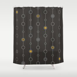 Sequence 01 Shower Curtain