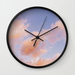 Summer Sky III Wall Clock