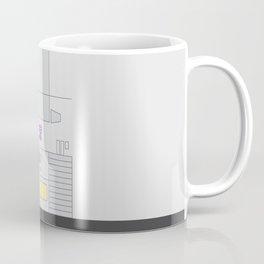 Megatron Minimalist Coffee Mug