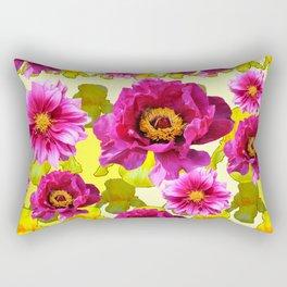 SPRING FLOWERS ART Rectangular Pillow