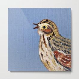 Eastern Songbird Series - Swallow #2 Metal Print