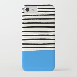Ocean x Stripes iPhone Case