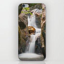 Texas Falls iPhone Skin