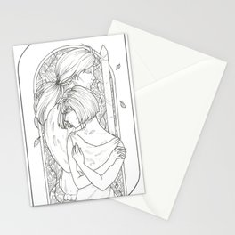 Lovers - Tarot Card Stationery Cards