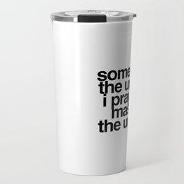 Master of the Universe. Travel Mug