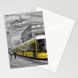 Berlin Alexanderplatz II Stationery Cards