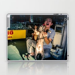Puppy in Dong Hoi Laptop & iPad Skin