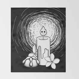 Ofrenda - Offerings Throw Blanket