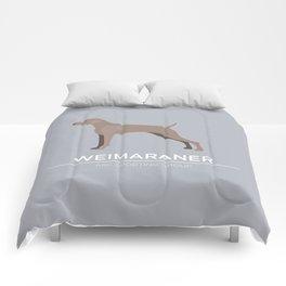 Weimaraner Comforters