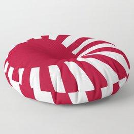 Japanese Flag Floor Pillow