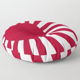Japanese Flag Floor Pillow