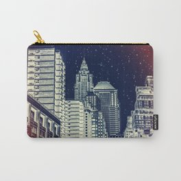 New York. Gotham City. Carry-All Pouch