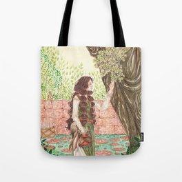 Frigg's garden Tote Bag