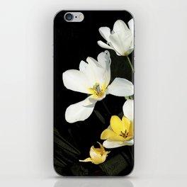 Dark times iPhone Skin