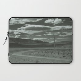 Lonely Road Laptop Sleeve