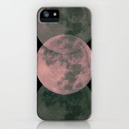 Moon Movements iPhone Case