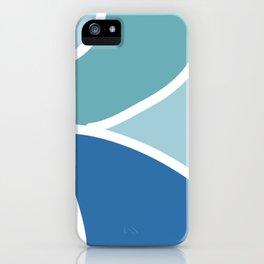 Soft Color Splash  iPhone Case