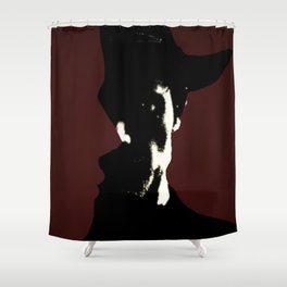 Justified || Shower Curtain