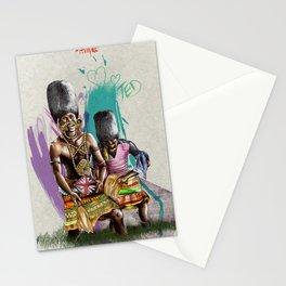 "African+British ""Tribal Celebration"" Stationery Cards"